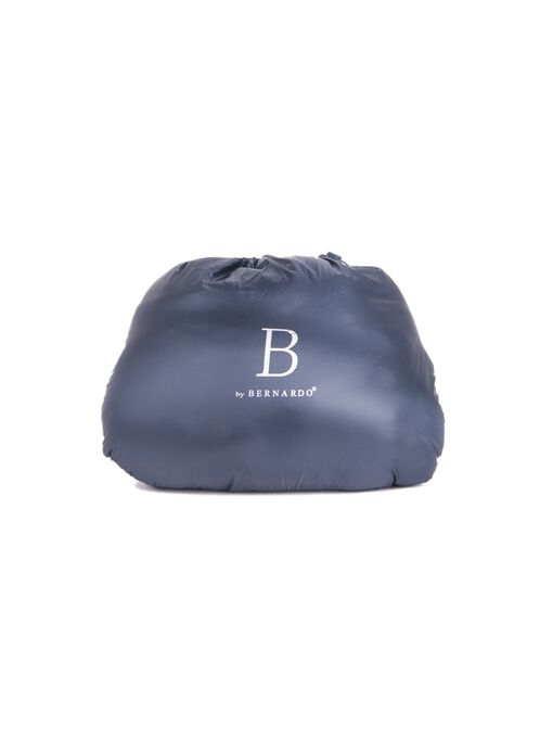 B by Bernardo Packable Jacket, Blue, hi-res