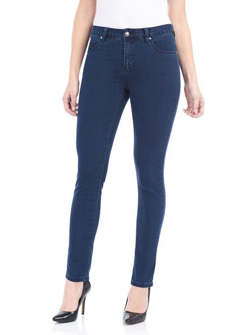 Simon Chang Slim Leg Pants , Blue, hi-res