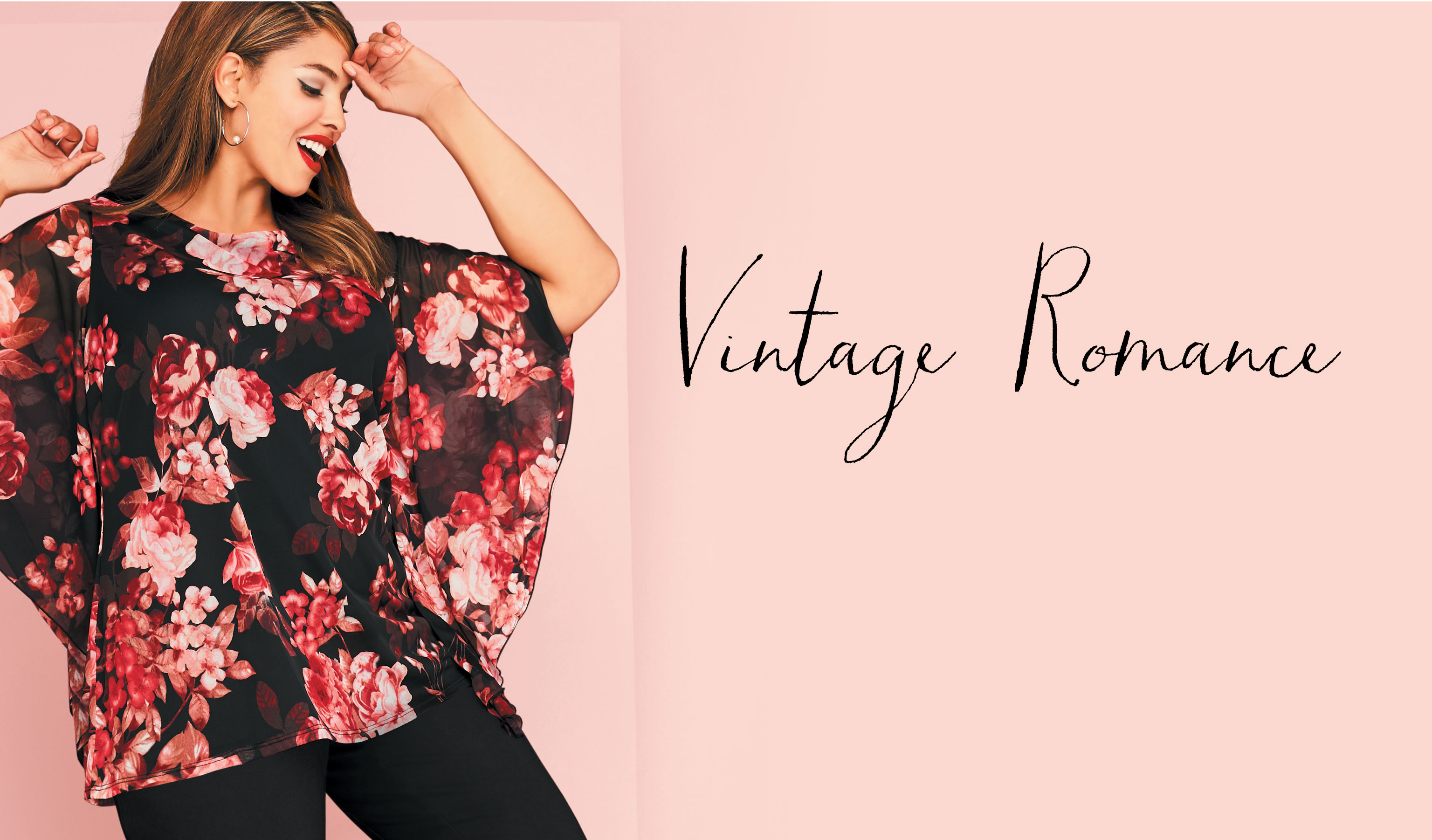Shop Laura Plus - Vintage Romance