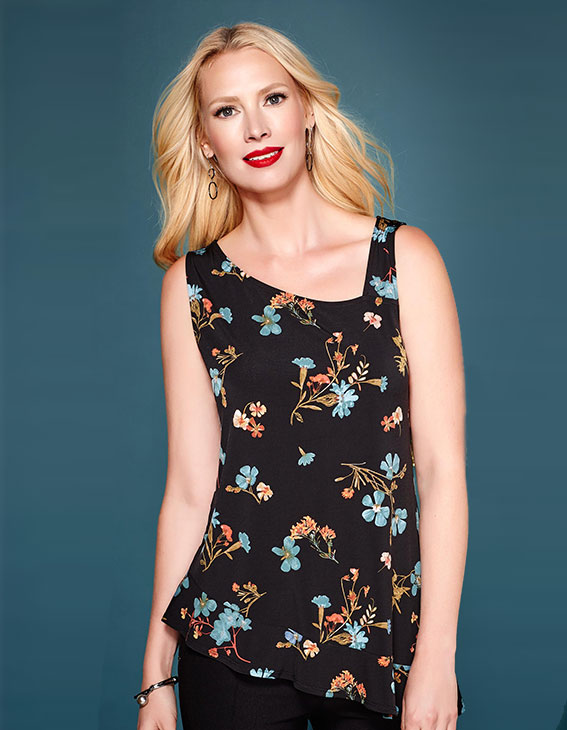 Shop Laura Iconic Floral Tops