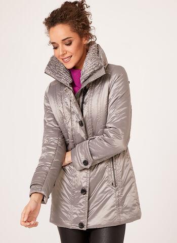 Novelti - Lightweight Waterproof Reflective Coat, , hi-res