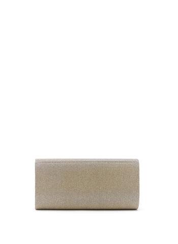 Glitter Envelope Clutch, , hi-res