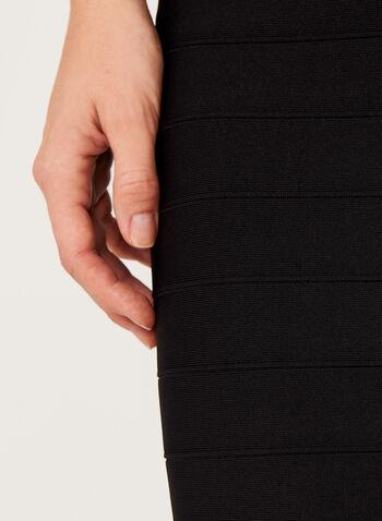 Ottoman Pencil Skirt, , hi-res