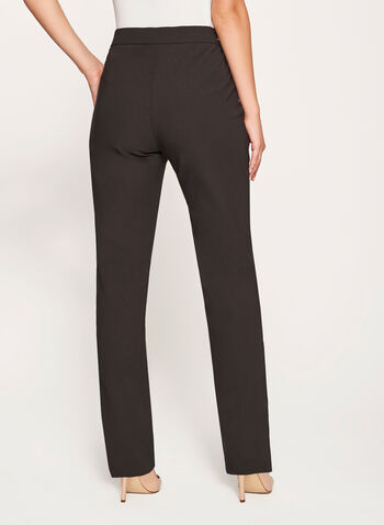 Simon Chang - Pull-On Slim Leg Pants, , hi-res