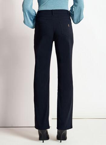 Simon Chang - Pantalon à jambe étroite ultra extensible , , hi-res