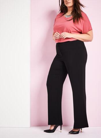 Louben - Straight Leg Pants, , hi-res