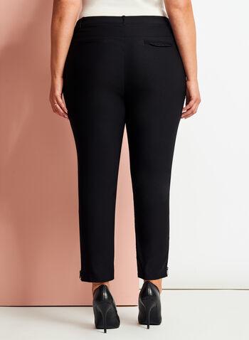Signature Fit Slim Leg 7/8 Pants, , hi-res