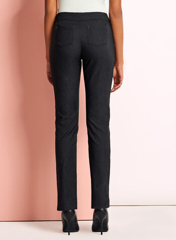 City Fit Straight Leg Pants, , hi-res