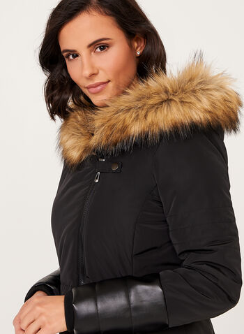Nuage - Quilted Nylon Polyfill Coat, , hi-res