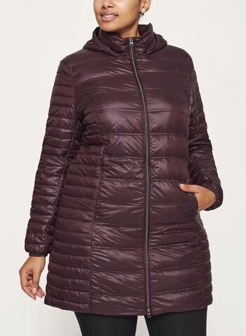 Nuage - Lightweight Packable Down Coat , , hi-res