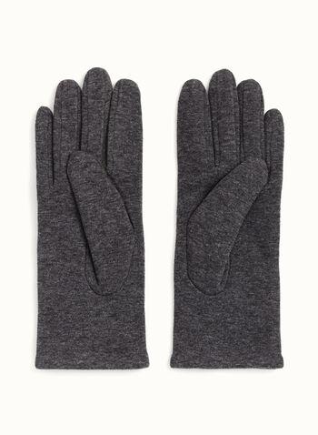 Crystal-Studded Gloves, , hi-res