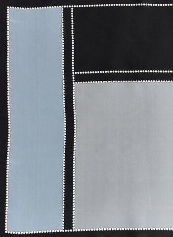 Colour Block Scarf, , hi-res