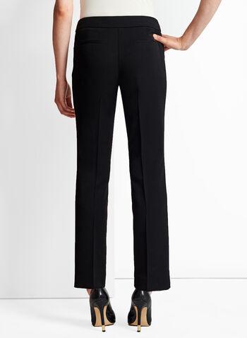 Pantalon coupe moderne à jambe étroite, , hi-res