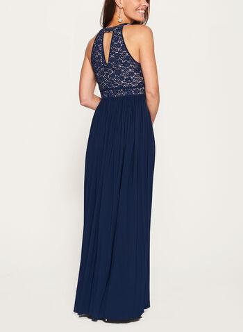 Glitter & Sequin Lace Dress, , hi-res