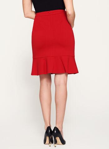 Short Trumpet Skirt, , hi-res