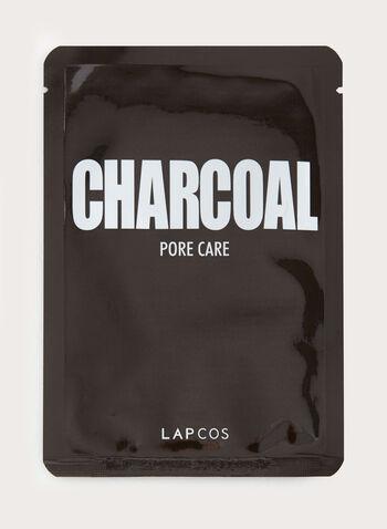 Lapcos- Charcoal Pore Care Mask, , hi-res