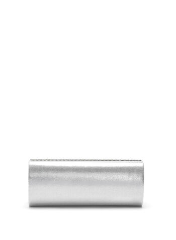 Crystal Flapover Clutch, , hi-res