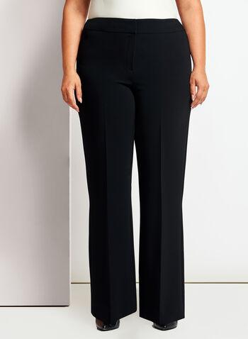 Louben - Modern Fit Straight Leg Pants, , hi-res
