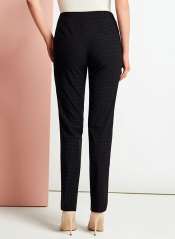 Pantalon pull-on coupe moderne , , hi-res