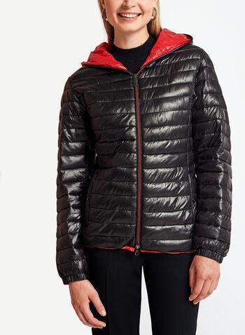 Manteau matelassé compressible et léger, , hi-res