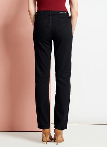 Simon Chang - Signature Fit Straight Leg Jeans, , hi-res